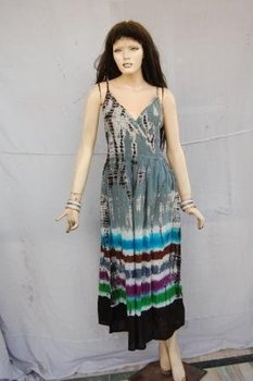 Tye Dye bandhej women wear