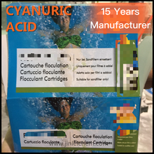 swimming pool stabilizer 98% cyanuric acid tablet For swimming pool CYA
