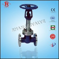 Low - Temperature Gate Valve