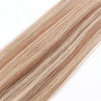 light color clips weave hair 100% Human Hair