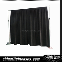 Stable Quality Wedding Backdrop Stand for Event Planning
