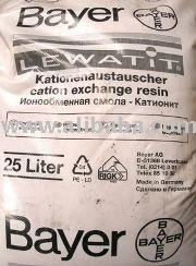 Resin Cation Lewatit S100