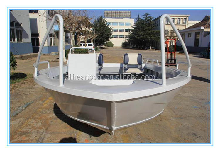 Good quality 12ft 14ft 21ft center console aluminium fishing boats