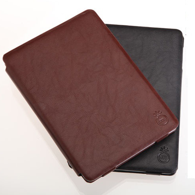 Hot Selling Honourable Series Genuine Leather Case For iPad Air 100% Cowhide Luxury Cover For iPad 234 Support In Shock