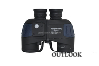 Alibaba china universal 7x50 binoculars with compass and scale