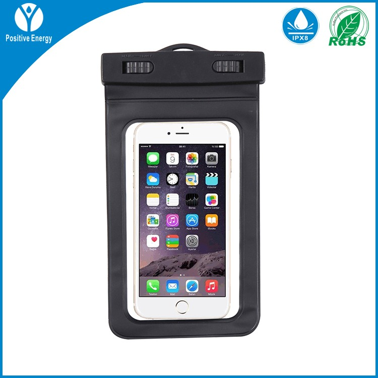 Fashion Waterproof Phone Bag Gifts Premiums for iPhone 6