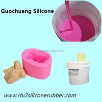 hot sale RTV-2 mold making silicone rubber for Buddha statue