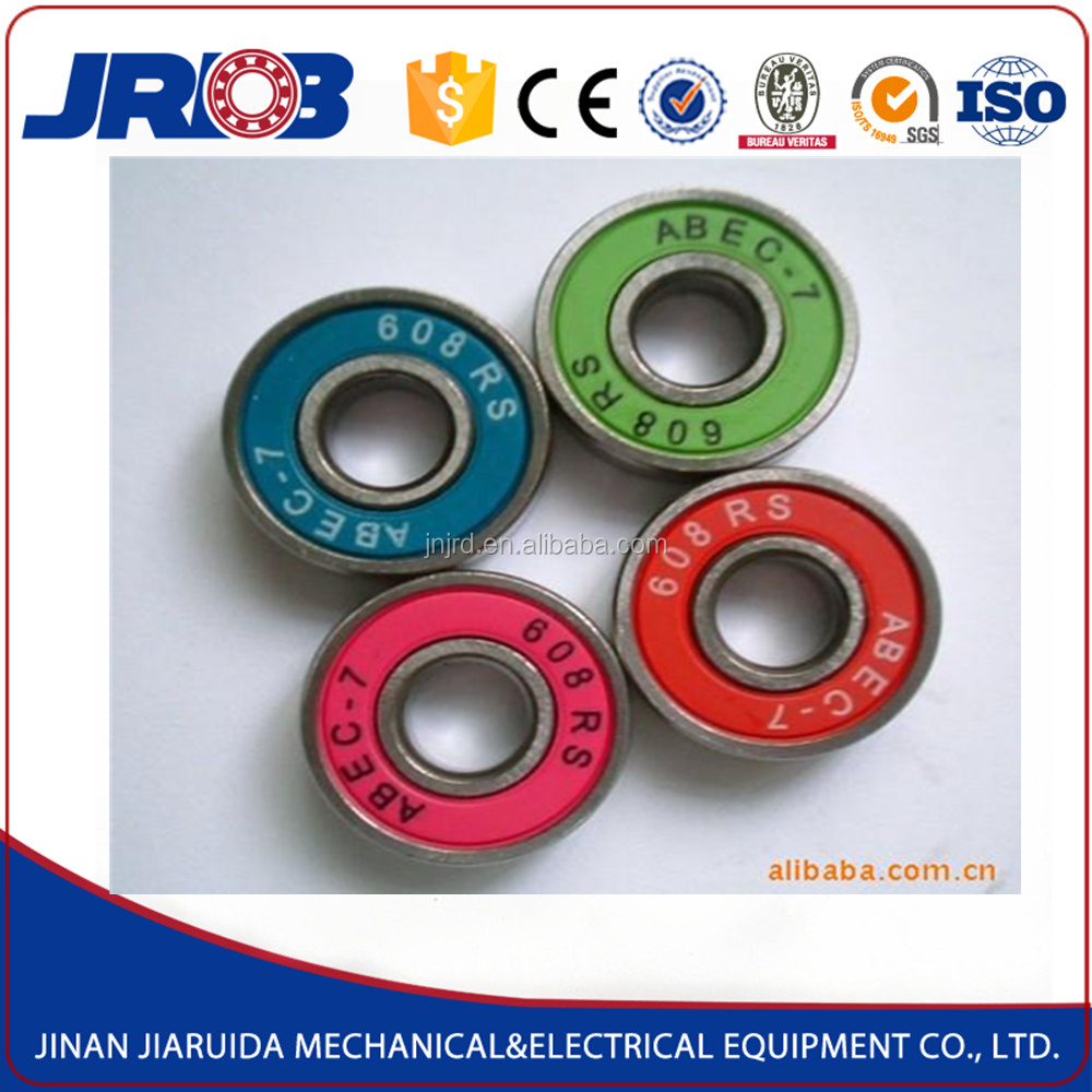 China bearing manufacture high quality JRDB penny board deep groove ball bearings