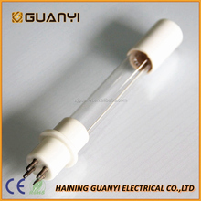 UV germicidal lamp replacement for Aquafine 15'' 30'' 60'' 185nm 254nm ultraviloet lamps