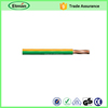 BV Wire Stranded Copper Conductor PVC Insulated Single Round Electrical Wire and Cable For Household 1*2.5mm2 450/750V