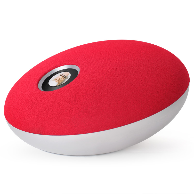 Voice Control Interactive Smart Wireless WiFi Speaker Cloud Sound Box With Touch Screen