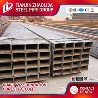 Hot selling weld square tube pipe