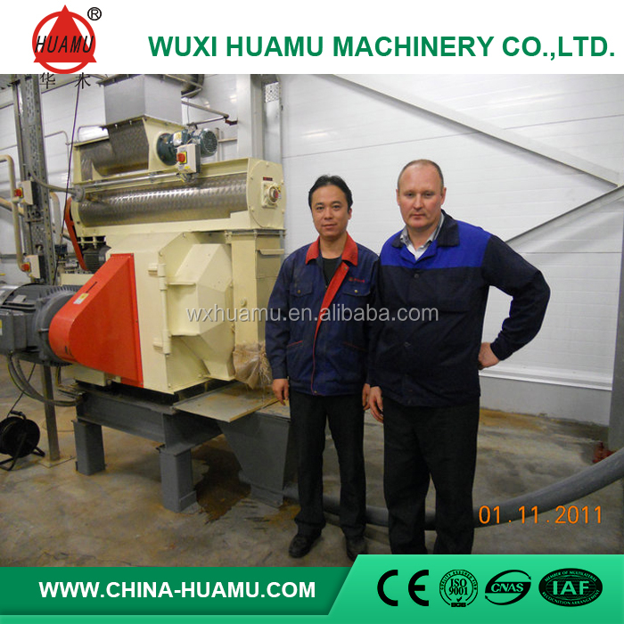 New coming high quality animal feed hay chopping machine