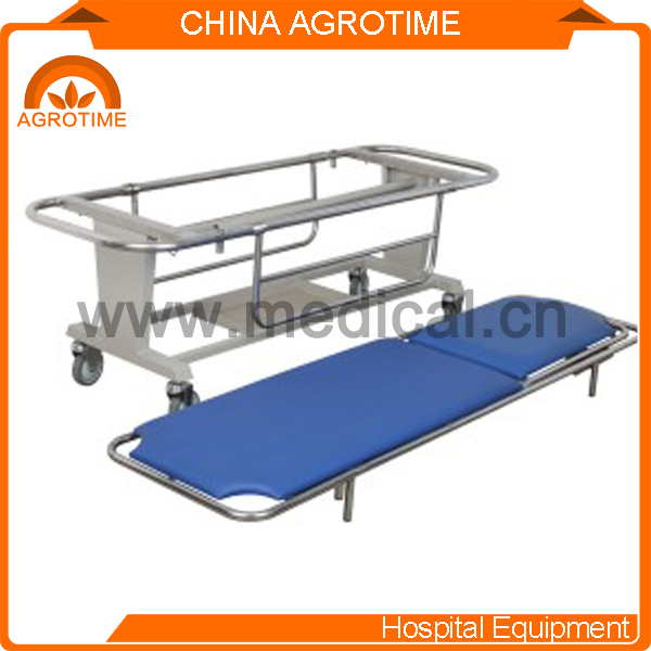 Hand folding hospital stretcher with good prices