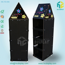 electric rotating display stand,cardboard rotating display for led light