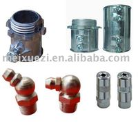 Chinese factory supply different types lubrication nipple/zerk fitting