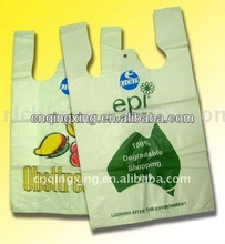 Hit in 2012!!Environment-friendly bag!!100% biodegradable bag