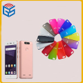 Various Color Soft Pudding TPU Case For ZTE Blade V8 Mini Back Cover