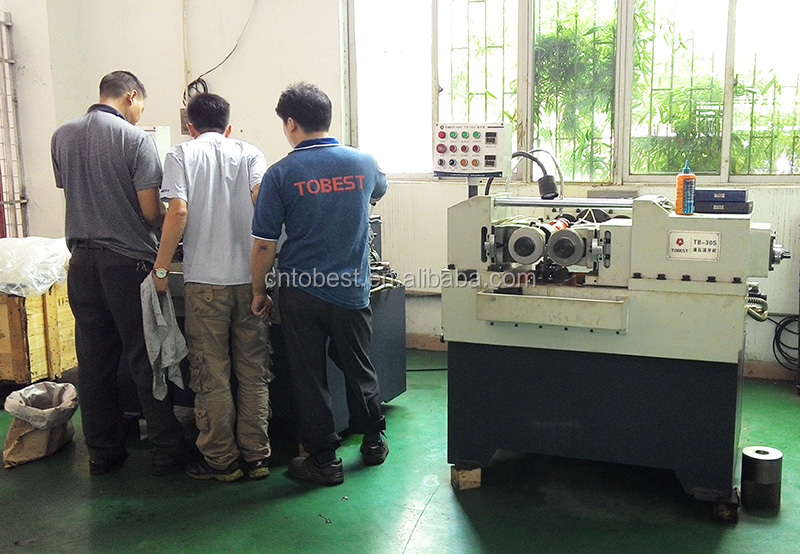 nuts and bolts making machines automatic hydraulic thread machine