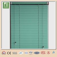Popular inside double glass window blind component