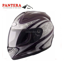 New Helmet with Double Visor Motorcyclist Optional Full Face Helmets For Motorcycle