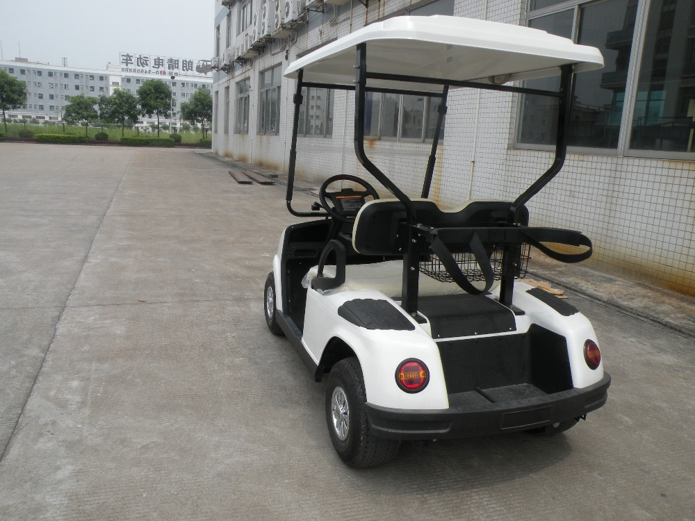 Top quality 4 wheel small golf buggy vehicle
