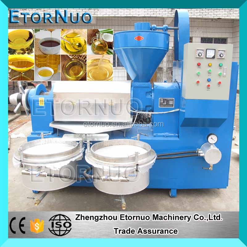 High Oil Yield Cooking Automatic Oil Making Machine Price