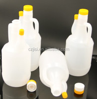 Food grade plastic food packing bottle for soft drinks