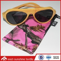 Custom Cartoon Soft Sunglasses Pouch