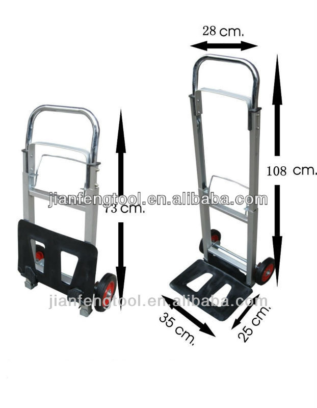 90kgs Logistics Hand Cart and Trolleys