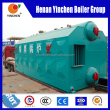 Double- drum coal fired steam boiler and thermax boiler for bending metal machines