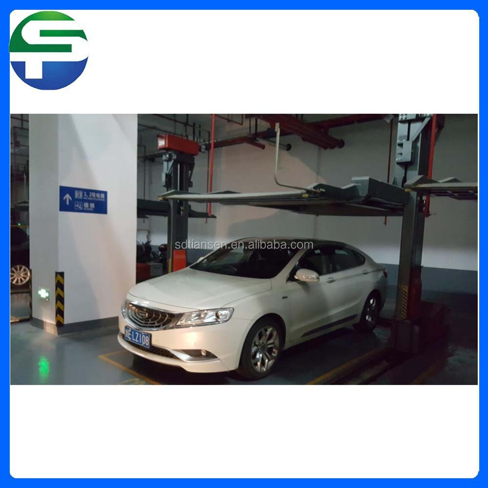 High Quality Smart Car Parking Equipment System/Multi-layer Stereo Garage alibaba supplier