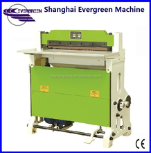Top quality manual notebook, calendar paper punching machine for double loop binding