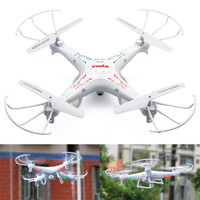 New wifi camera 2.4g 6-axis ufo aircraft Gyro RC Quadcopter 2MP HD Drone with Camera Syma X5C