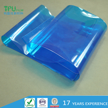 Factory supply 0.15mm blue TPU Film For apron