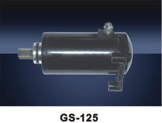 motorcycle starting motor GS-125 high quality reasonable price
