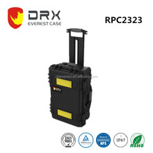 carrying hard plastic polypropylene case, watertight safety equipment case