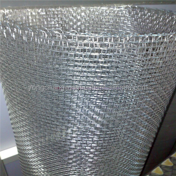 different types of stainless steel wire mesh