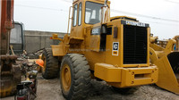 Used Front End Loader Origial USA Wheel Loader 936E For Sale