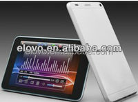 2014 new 7inch MTK6589 arm cortex phone call tablet pc with hdmi input
