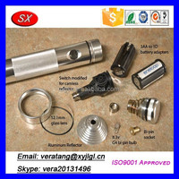 Maglite flashlight parts,Led flashlight parts, maglite flashlight replacement parts