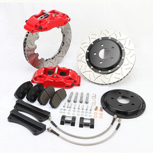 Professional big brake parts for Nissan N14 WT5200 4 pistons racing brake calipers