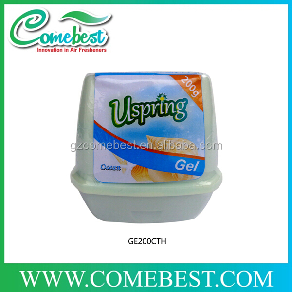 factory direct sale popular home use gel air freshener