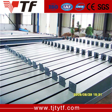 ASTM Hot Rolled Mild Steel factory price of hn quality h-section steel column
