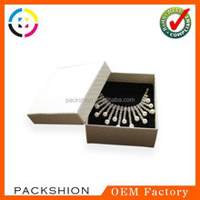 Popular Cardboard Ornament Packaging Box with Lid