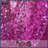 gold sequin curtains fabric for wedding decoration