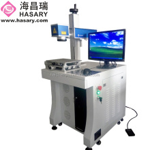 China Cheap 30w wedding ring portable fiber laser engraver laser marker for sale
