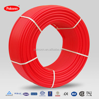 pex-b polyethylene pipe for water supply and heating floor gas installation
