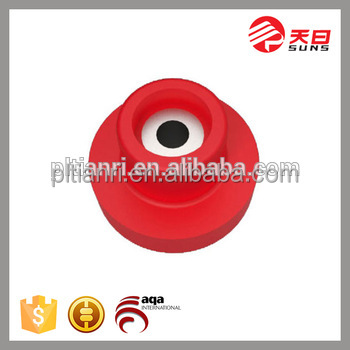 PU color Track crank engine mounting with certification