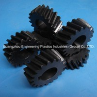 China maker customized small plastic gears for toys by gear factory